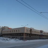 Красное Село, строительство детской поликлиники