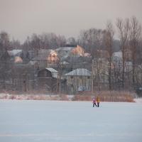 Красное Село, озеро Безымянное