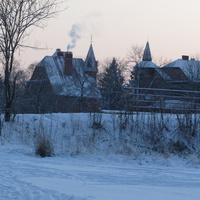 Красное Село, озеро Долгое