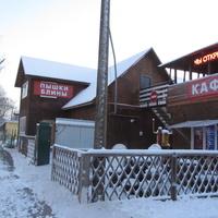 Красное Село, ул Красных Командиров, кафе у пляжа