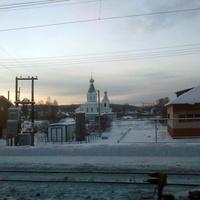Церковь Владимира равноапостольного. 2016 г