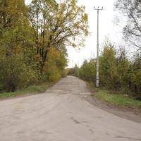 Дорога в СНТ Дружба-3