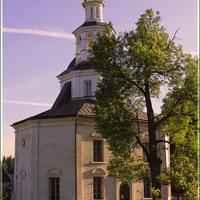 Никольская церковь в деревне Полтево