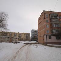 Военный городок на Карла Маркса