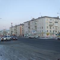 Пересечение пр. Кузнецкий и ул. Ноградская