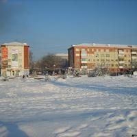 Площадь у ДК имени Ярославского