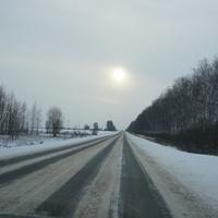 Дорога на Ступино