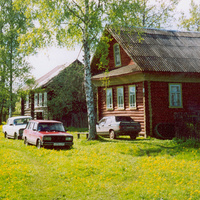 Простая русская деревня-Кожино.