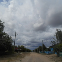 улица Гагарина (в сторону берега Ванькино)