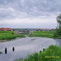 река Сорога