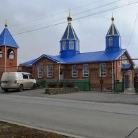 Каменоломни. Свято-Архангело-Михайловский храм.