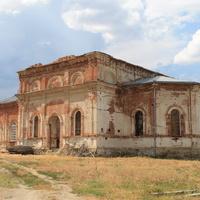 Храм в с. Антиповка