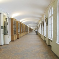 Интерьеры Санкт-Петербургского государственного университета