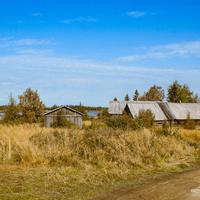 Деревня Поньгома
