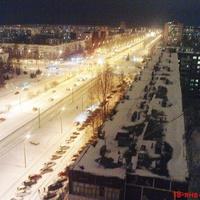 н.город-вид с 16-го этажа