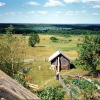 Вид раменских окрестностей с крыши дома.