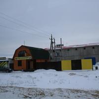 Аэродром частной лёгкомоторной авиации Торбеево. Авиаремонтный ангар