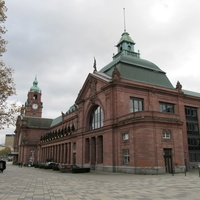 Висбаден, главный вокзал