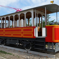 Трамвай - памятник