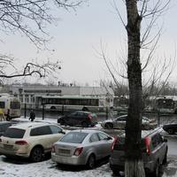 5-й квартал Капотни, автобусная конечная