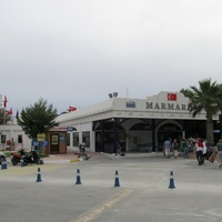 Морской вокзал Мармариса, 29.05.214 г.