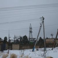 Электрическая подстанция