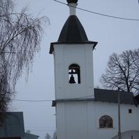 Церковь Воскресения Словущего в Городне