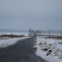 Дорога в Зевалово
