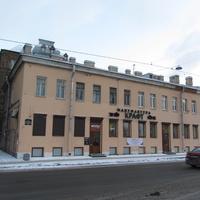 Здание Мануфактуры на Боровой улице