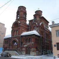 Церковь Покрова Пресвятой Богородицы, руины