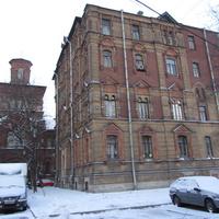 Дом епархиального братства церкви Покрова Пресвятой Богородицы