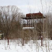 Бывший пионерский лагерь Мосмебель