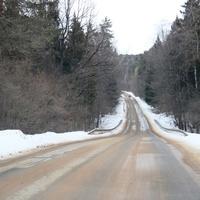 Дорога на Хатунь