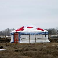 На окраине села Михайловка