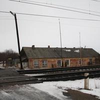 Зевалово, станция Лесные Дары