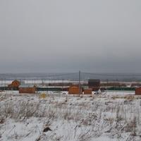 Дачи на окраине села Городня