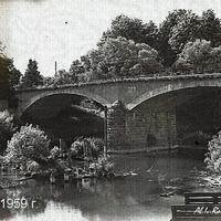 Мост по дороге  на Черняховск.