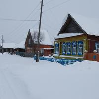 улица советская зима 2011 г.