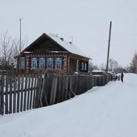 Дом Маланиной Е.Л.