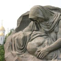 Скорбящая Мать, Мамаев курган