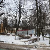 Сквер 80-летия Ленинского района