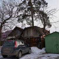 Дом для дерева