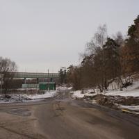Старая дорога в Тарычево, Москву