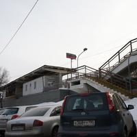 ЖД платформа Расторгуево