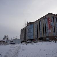 Бизнес центр на Донбасской