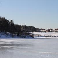 Вид на ЖК Суханово-парк и Сухановский пруд