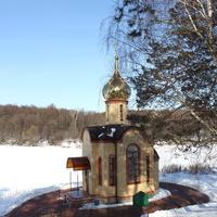 Часовня Сергия Радонежского у Сухановского пруда
