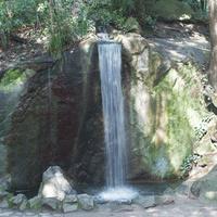 Верхний парк Воронцовского дворца. Водопад