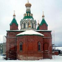 Михайловск. Церковь Рождества Христова. 2016 г