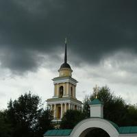 По дороге в Осташков.